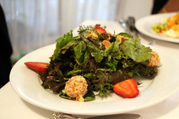 Brigtsen's salad
