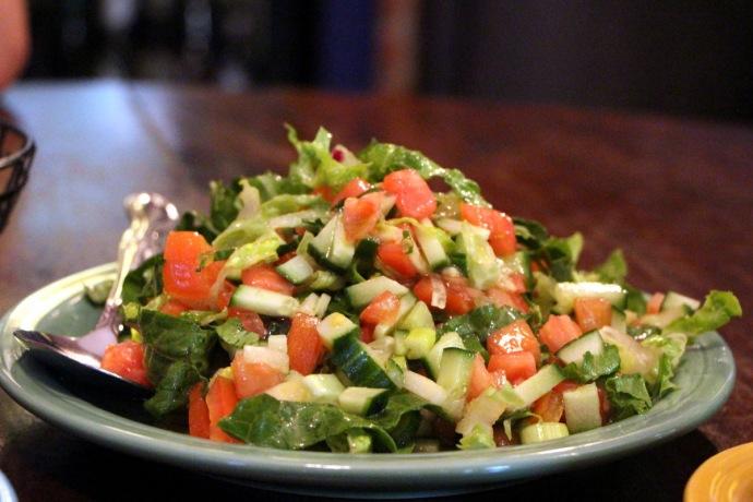 Gazala's Israeli Salad