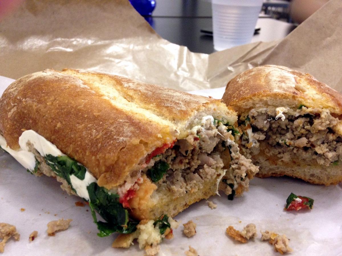 Hells Kitchen Your A Sandwich