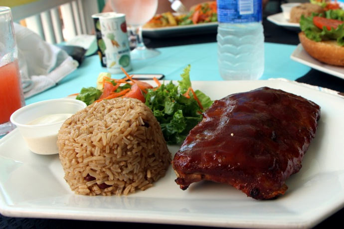 Flamingo's Ribs