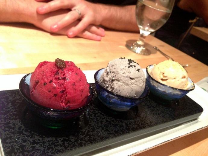 Ippudo Ice Cream