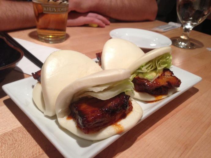 Ippudo Pork Buns