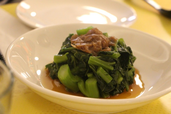 Ivan Ramen Chinese Broccoli & Garlic