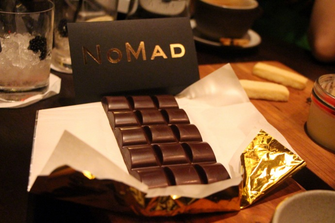 NoMad Bar Chocolate