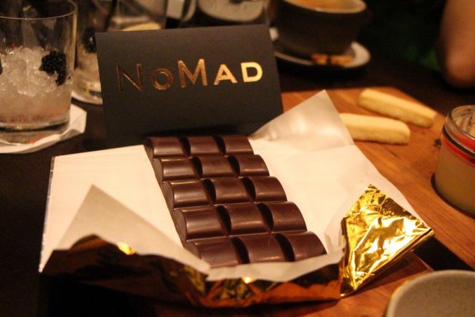 NoMad Bar Chocolate