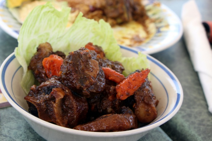 Three Queens Oxtail