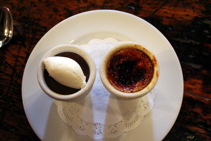 crispo Crème Brûlée Pudding