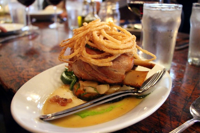 Crispo Pork chop