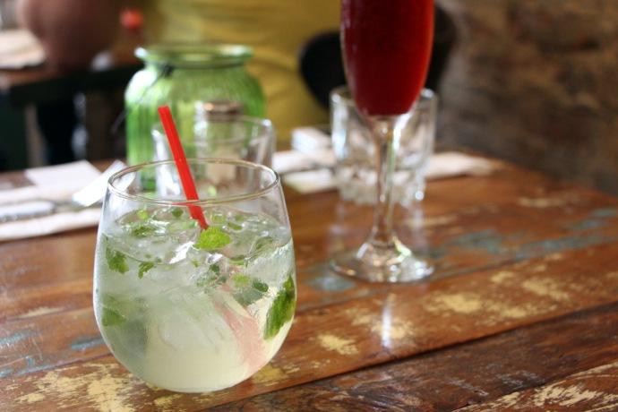 Zizi Limona drinks