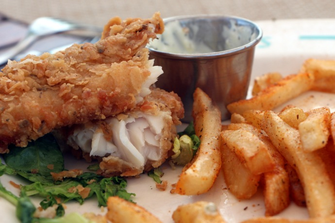 Hemingways Fish and Chips