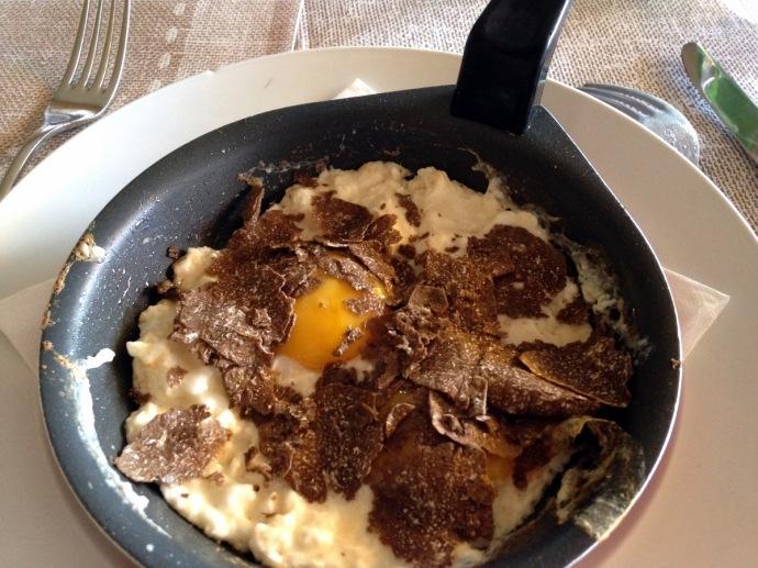 Locanda Mariella eggs