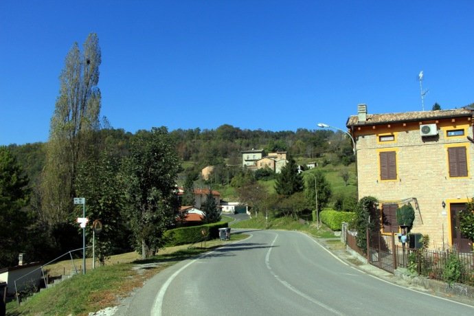 Locanda Mariella road