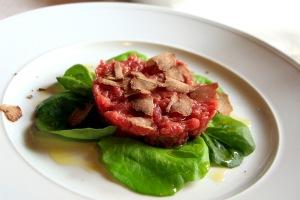 Trattoria La Coccinella Carne Cruda