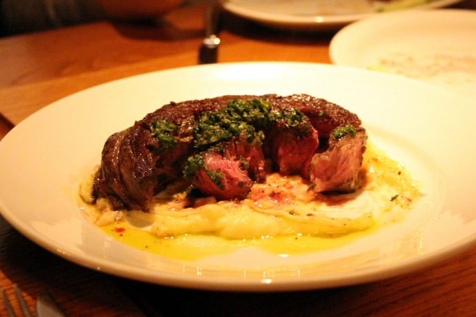 Bowery Meat Company steak