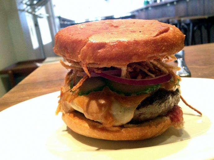 Bar Sardine Burger