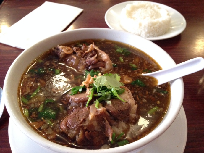 Pam Real Oxtail Soup