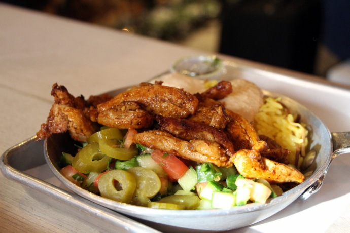 Taboonette Shawarma