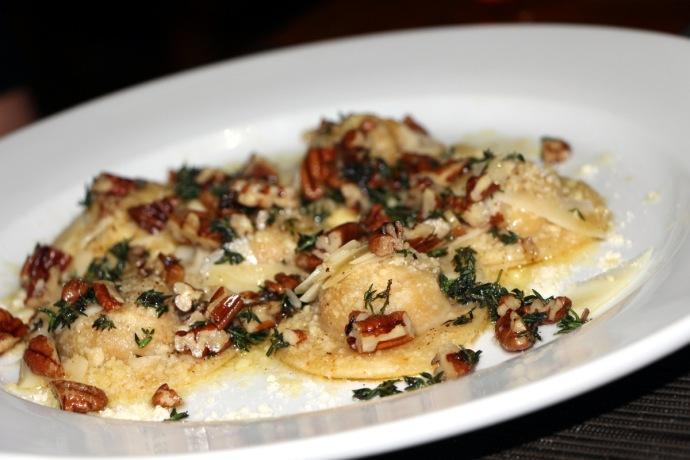 Caicos Cafe Tortelli