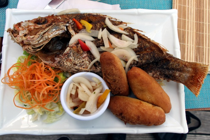 Kalooki's Fried Fish