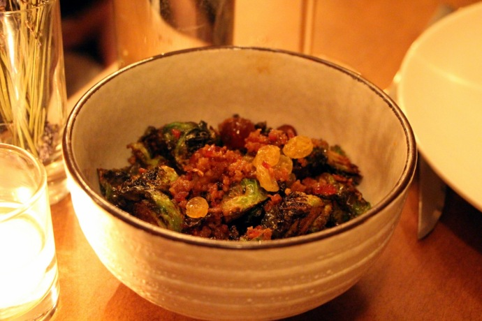 Tuome - Brussels Sprouts