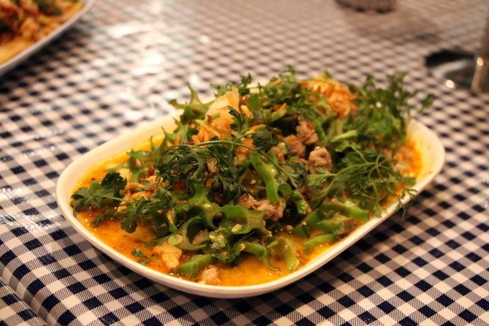 Pok Pok - Bean Salad