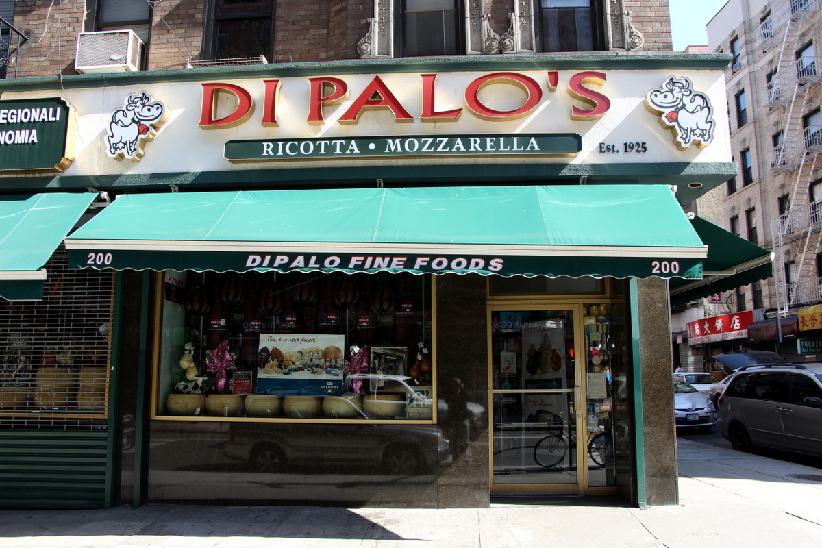 Why Di Palo\'s is my Favorite Food Store in NYC | Eating With Ziggy