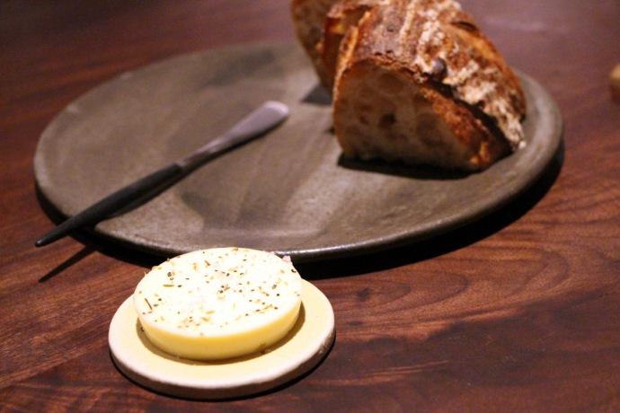Momofuku Ko bread