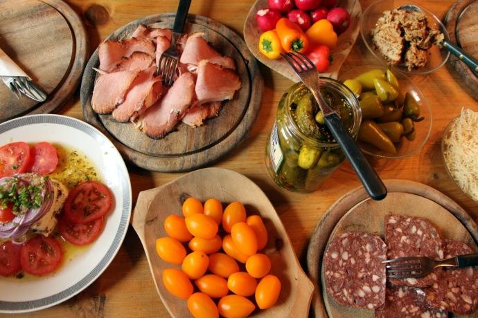Pulker's Heuriger Feast