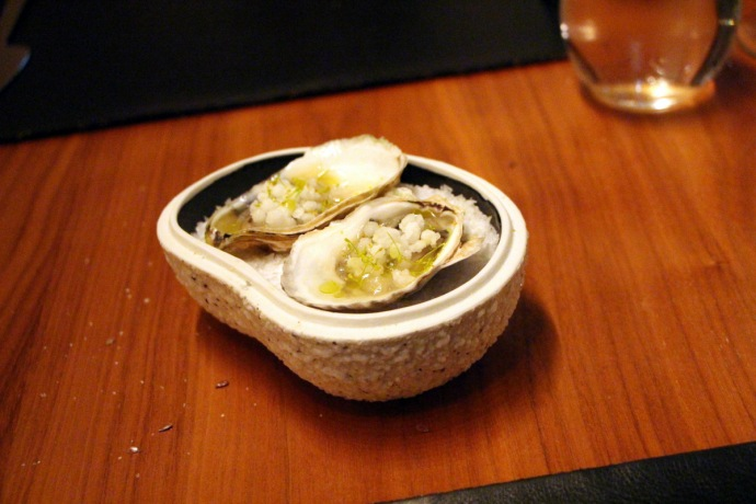 Aquavit Oyster