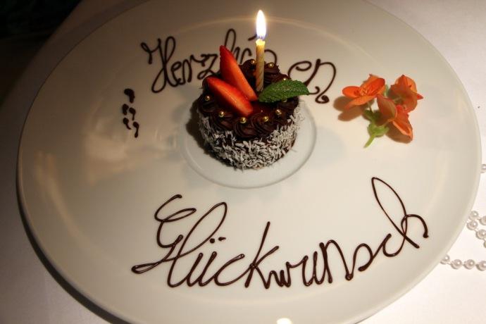 Esszimmer cake