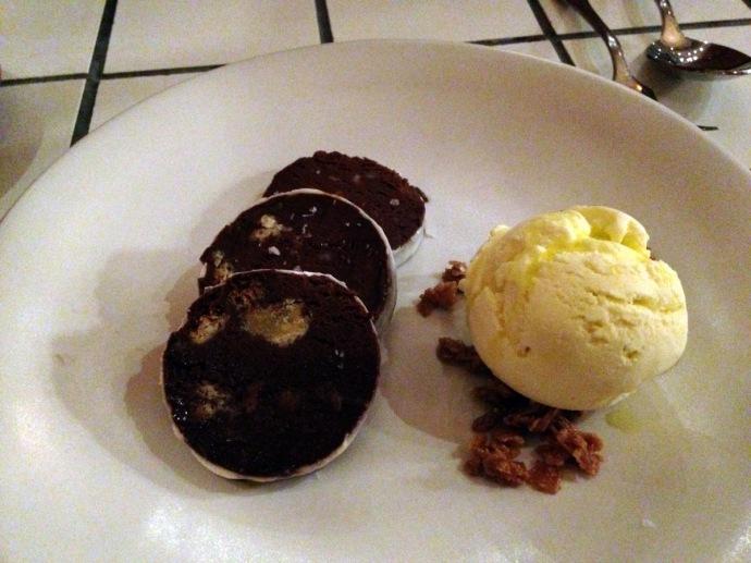Lupulo Chocolate salami