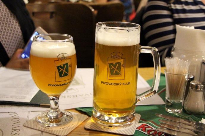 Pivovarsky Klub Beer