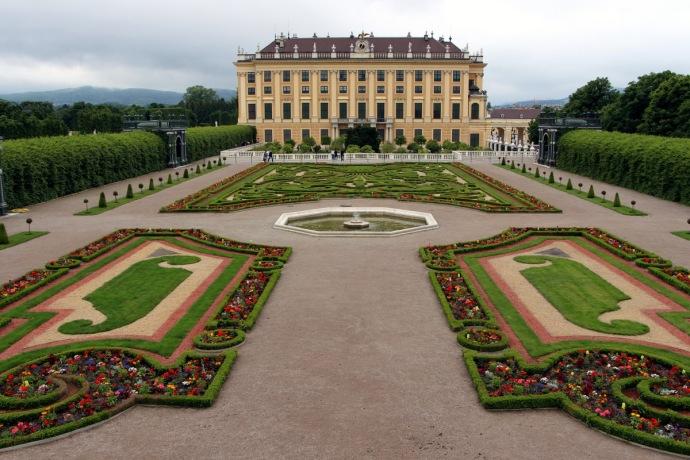 Schönbrunn Palace Vienna
