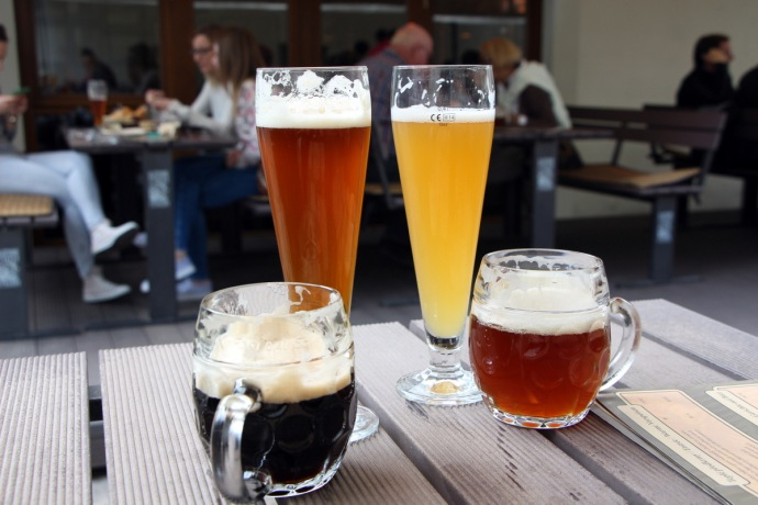 Strahov Monastic Brewery Beer