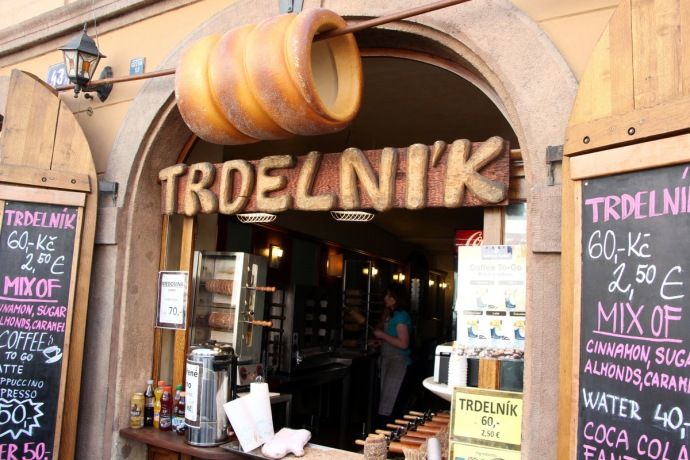 Trdlnik Prague