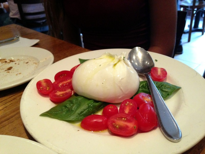 Bar Pitti Burrata