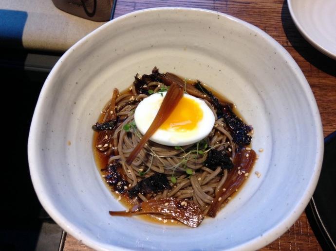 Oiji Buckwheat noodles