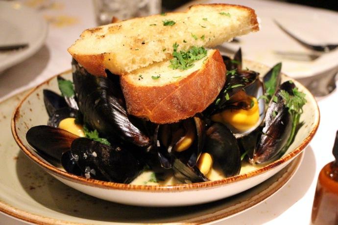 Montrio Mussels