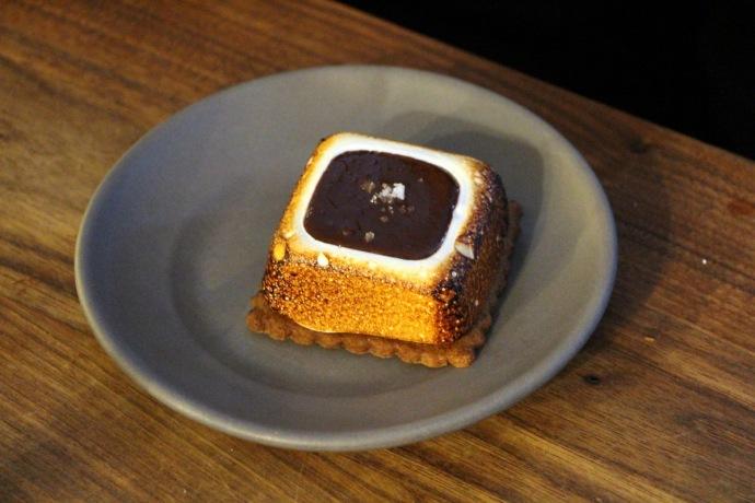 Dandelion Chocolates S'mores