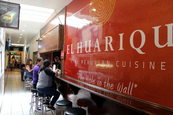 El Huarique