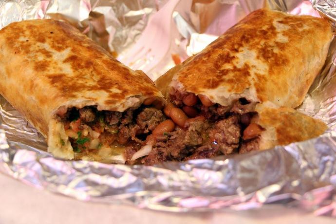 La Taqueria Burrito