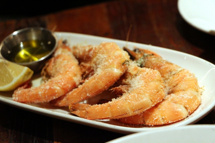Cull & Pistol Shrimp
