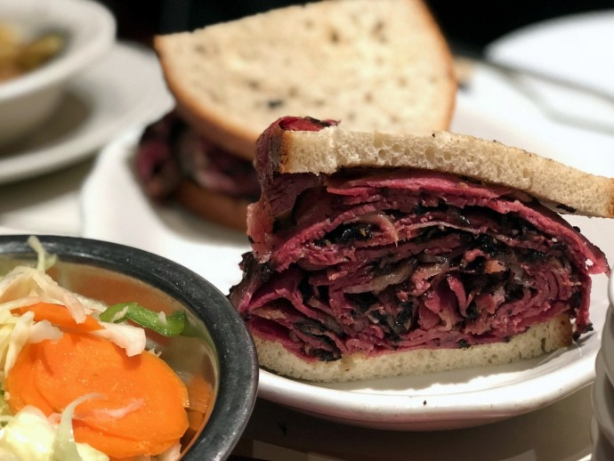 2nd ave Deli Pastrami