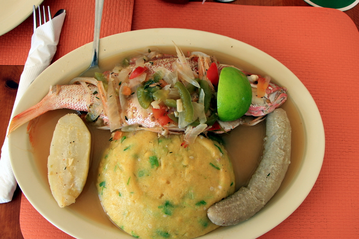 anguilla top seven dishes eating with ziggy