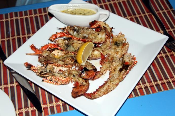 Sarjai's Crayfish