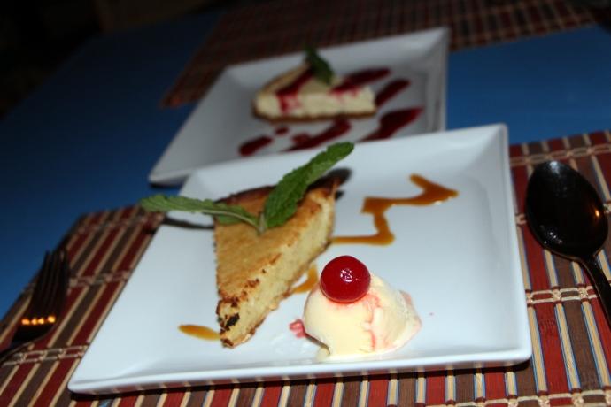 Sarjai's Dessert