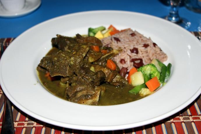 Sarjai's - Goat