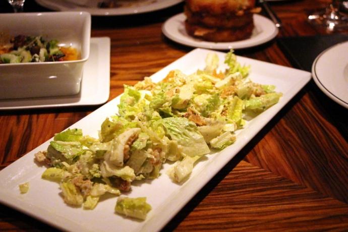 American Cut Caesar Salad