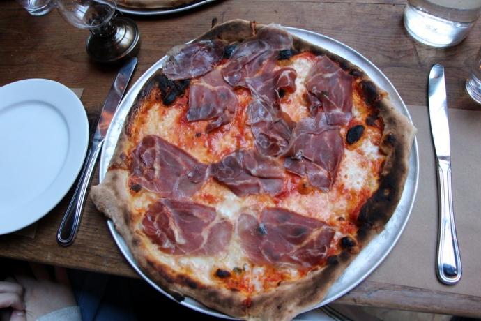Emporio - Prosciutto Pizza