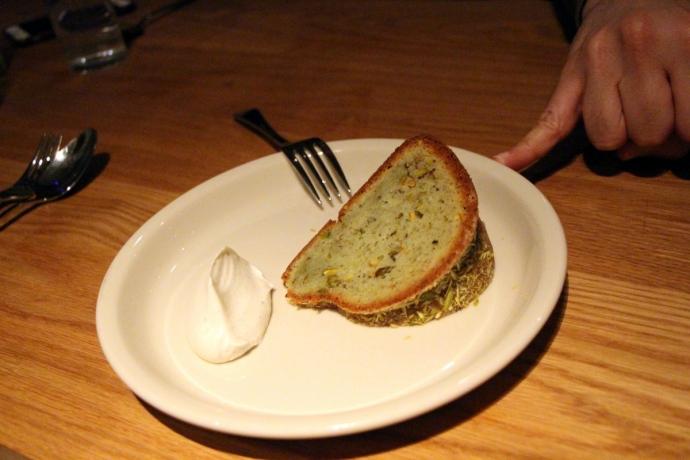 Nishi Bundt Cake